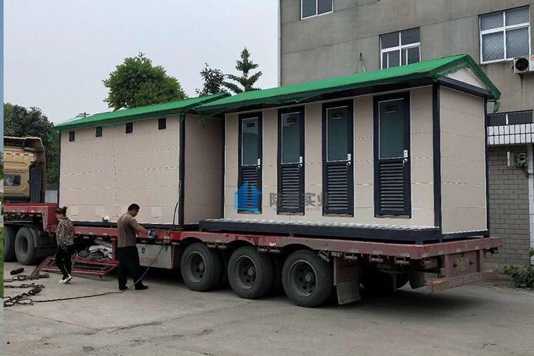 移动厕所G-09