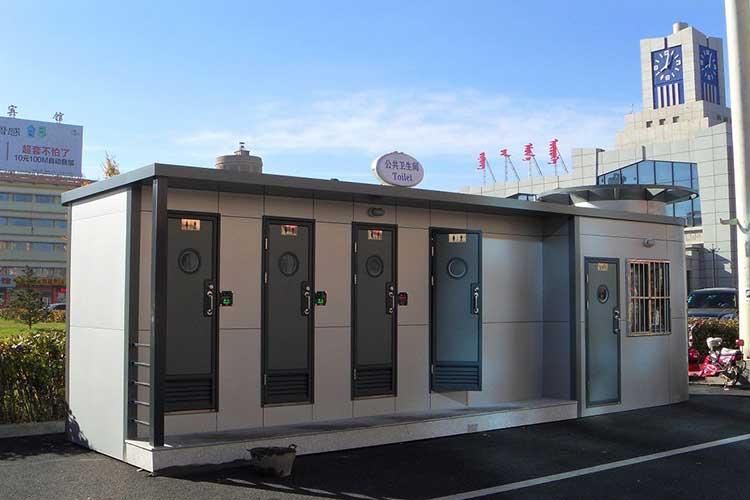 移动厕所G-24