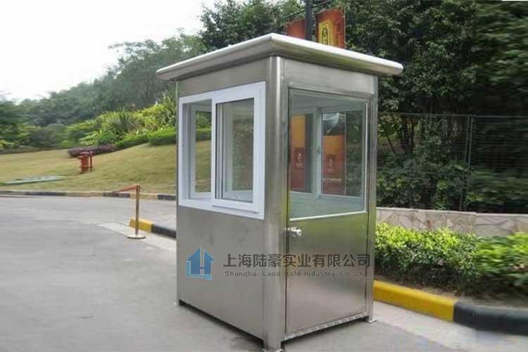 不锈钢岗亭要多少钱,价钱不同有什么区别?