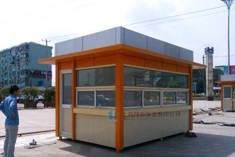售货亭H-04