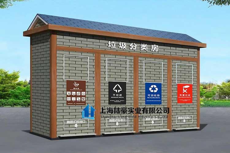 如何设置垃圾房位置,垃圾房选址注意事项!